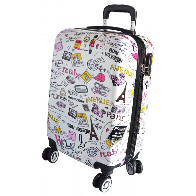 Disney Cars Enfants enfants gar/çons filles cabine trolley sac /à roulettes main de valise bagages voyage de vacances