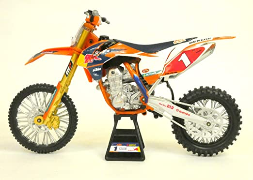 57943 Mehrfarbig New Ray Motorrad Miniatur