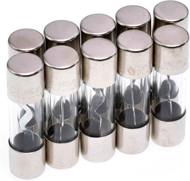 Conext Link AGU30-10 Nickel 30 Amp AGU Fuse 10 Pack