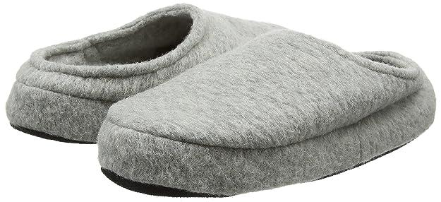 Woolsies Herren Yosa Hausschuhe, Grau (Graphite Grey), 39 EU