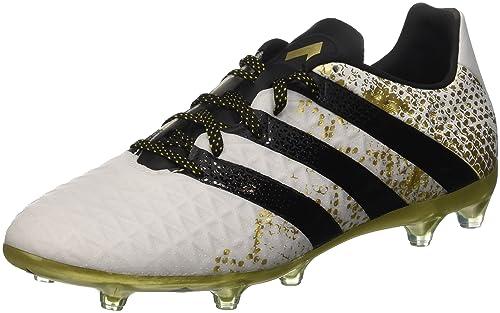 Adidas X 16.4 in, Botas de Fútbol para Hombre, Blanco (Ftwbla/Negbas/Dormet), 46 2/3 EU adidas