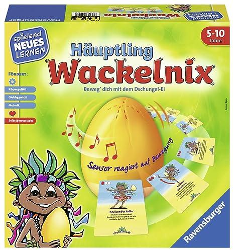 Häuptling Wackelnix Spiele Ravensburger