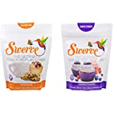 Swerve Sweetener, Bakers Bundle, 12 Ounce Granular & Confectioners