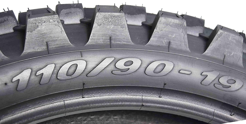 Pirelli Scorpion MX32 Mid Hard Dirt Bike 110//90-19 62M Motorcycle Tube Type Tire with Authentic Pirelli Scorpion Key Chain