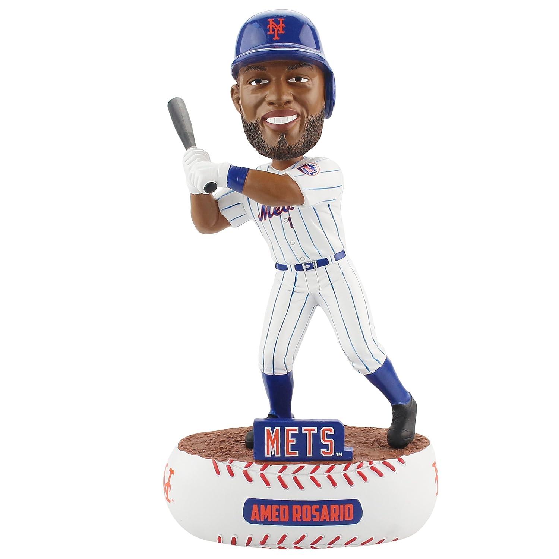 Amed Rosario New York Mets Baller Special Edition Bobblehead MLB FOCO