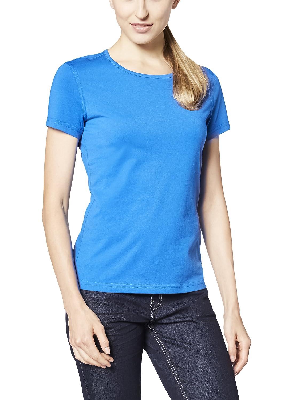 L 001 wei/ß EXPAND 1401800 Damen Arbeits T-Shirt