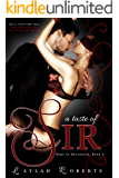A Taste of Sir (Doms of Decadence Book 6)