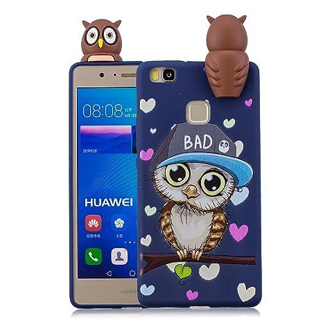 Funda Huawei P9 Lite, Carcasa Huawei P9 Lite Silicona, Ingen ...