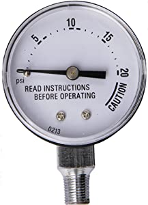 Presto 85771 Steam Gauge, Pack of 1