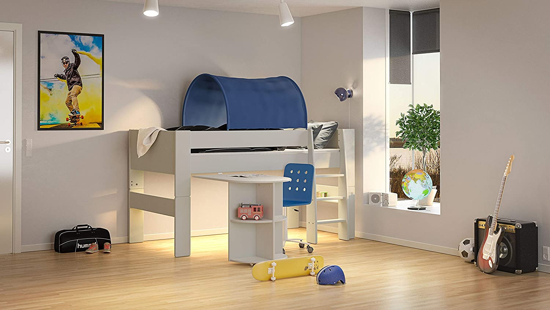 Etagenbett Ausziehbar : Steens for kids anbauschreibtisch für kinderbett hochbett