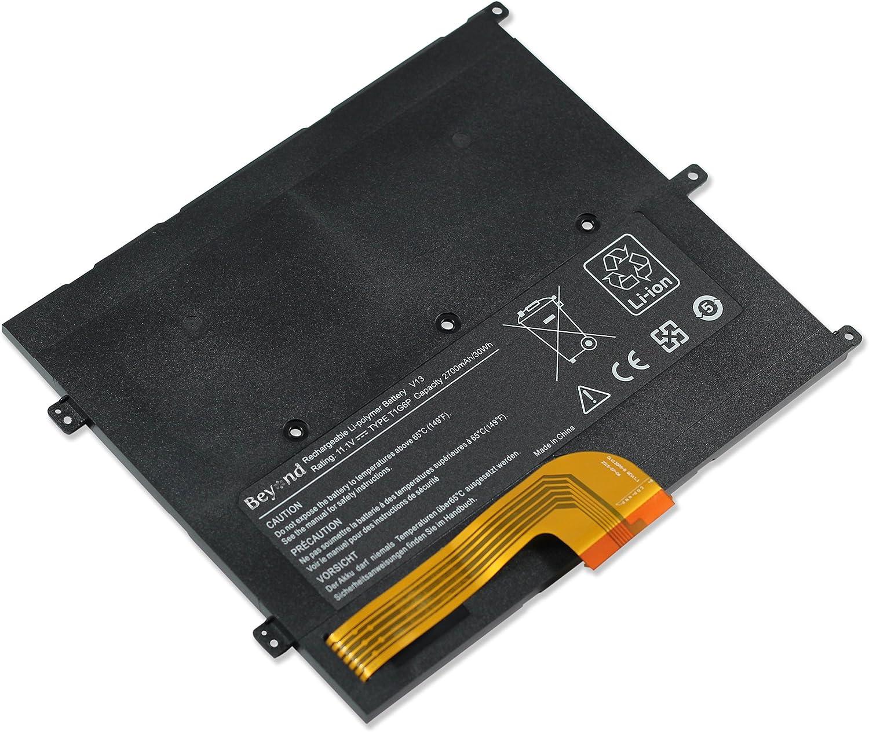 DELL VH748. 11.1V 4600mAh, 12 Months Warranty DELL Vostro 5460 5470 5560 Series V5460R-2526 5470D-1528 5560D-2328 Batterytec Laptop Battery for DELL Inspiron 14 5439