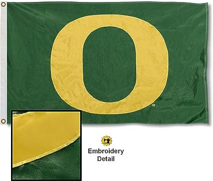 UO Oregon University Ducks 3X5 NCAA Sports Flag College Banner