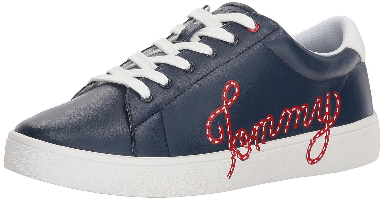 Tommy Hilfiger Women's Steffi Sneaker B075QTZYYL 9 B(M) US|Navy
