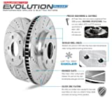 Power Stop K5411-36 Front Z36 Truck and Tow Brake