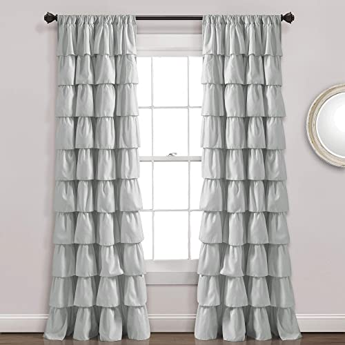 Lush Decor Contemporary Curtain