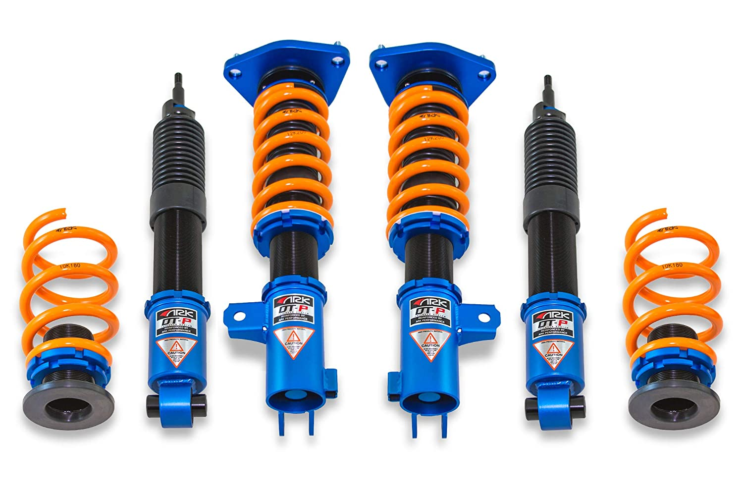 Hyundai Genesis Coupe ARK Performance CD0704-0900 DT-P Coilover