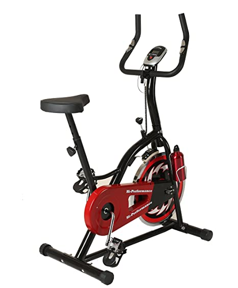 2c5a4563a58 New Spinning Exercise Bike Indoor Spin Studio Stationary Bicycle (BLACK)
