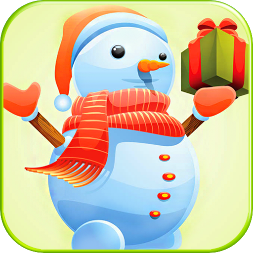 Frozen Snowman Free Fall - Kids help Cute Guy Find His Carrot Nose LITE VERSION