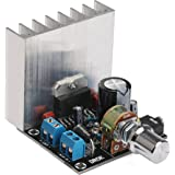 """マイクロTDA7377 DC12Vデジタルオーディオパワー増幅器35W + 35W 2.0 20-120W 3 """"-10""""ブックシェルフスピーカー フロアスピーカー用デュアルチャンネルステレオアンプボード増幅モジュール"""