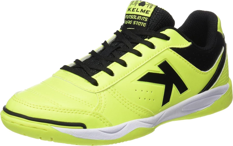KELME K-Strong 17 Indoor, Botas de fútbol Unisex Adulto: Amazon.es: Zapatos y complementos