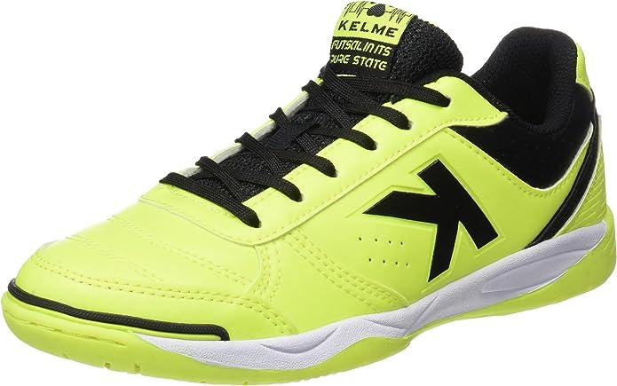 KELME K-Strong 17 Indoor, Botas de fútbol Unisex Adulto: Amazon.es ...
