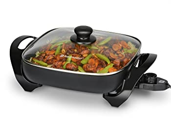 Toastmaster TM-11SK Skillet with Glass Lid