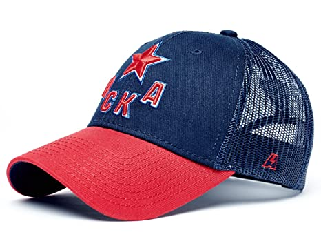 f77ceb4a569 Image Unavailable. Image not available for. Color  HC CSKA Moscow KHL  Trucker hat ...