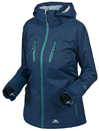 Trespass Womens Ladies Fontana Waterproof Padded Snow Ski Jacket ... 1aa79aa8c