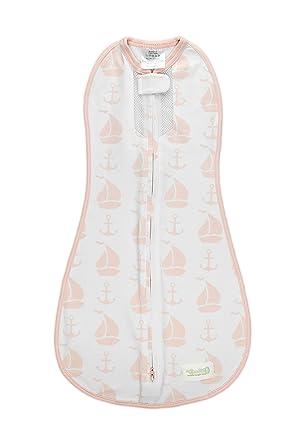 Saco de dormir de Puck Woombie Air Bote Rosa Costa - Saco de Puck mimoso de