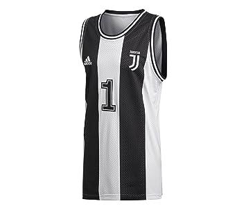 Adidas Juve SSP Tank Camiseta de Tirantes, Hombre: Amazon.es: Deportes y aire libre