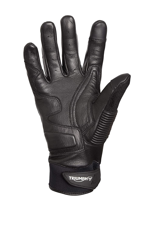 Large Genuine Triumph Motorcycles Beinn Gloves