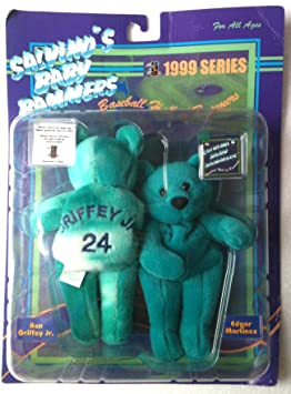 89023bb1b43 Image Unavailable. Image not available for. Colour  Salvino s Baby Bammers KEN  GRIFFEY