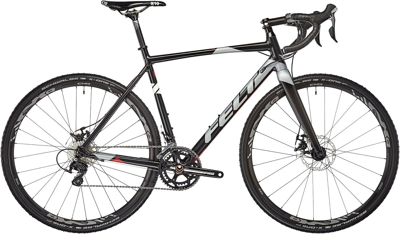 Felt F65x - Bicicletas ciclocross - negro Tamaño del cuadro 55 cm 2017: Amazon.es: Deportes y aire libre