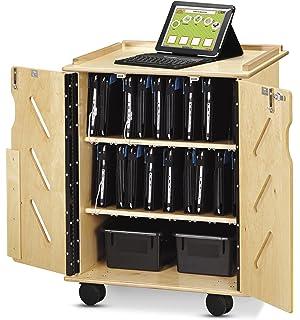 Jonti Craft 3400JC Laptop And Tablet Storage Cart