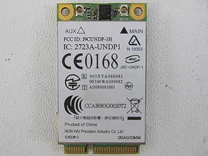 Drivers for HP EliteBook 8530p Notebook Qualcomm Mobile Broadband