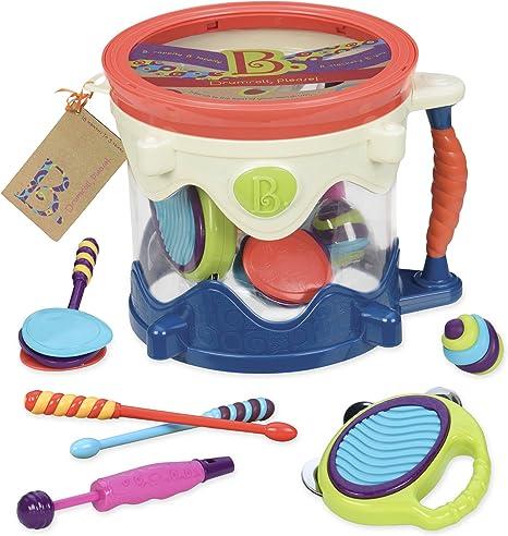 B. toys - B. Drumroll -Toy Drum Set