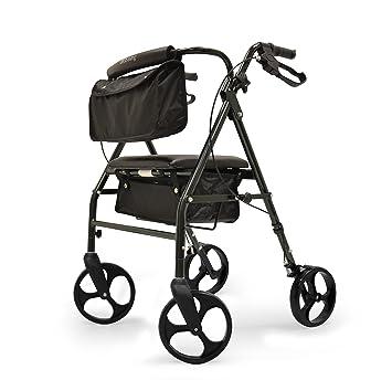 Amazon.com: Bios tumbar – Andador con ruedas 8 inch: Health ...