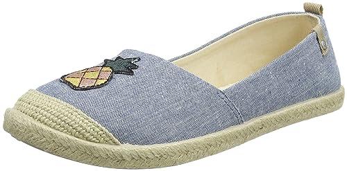 Roxy Flora, Alpargatas para Mujer: Roxy: Amazon.es: Zapatos y complementos