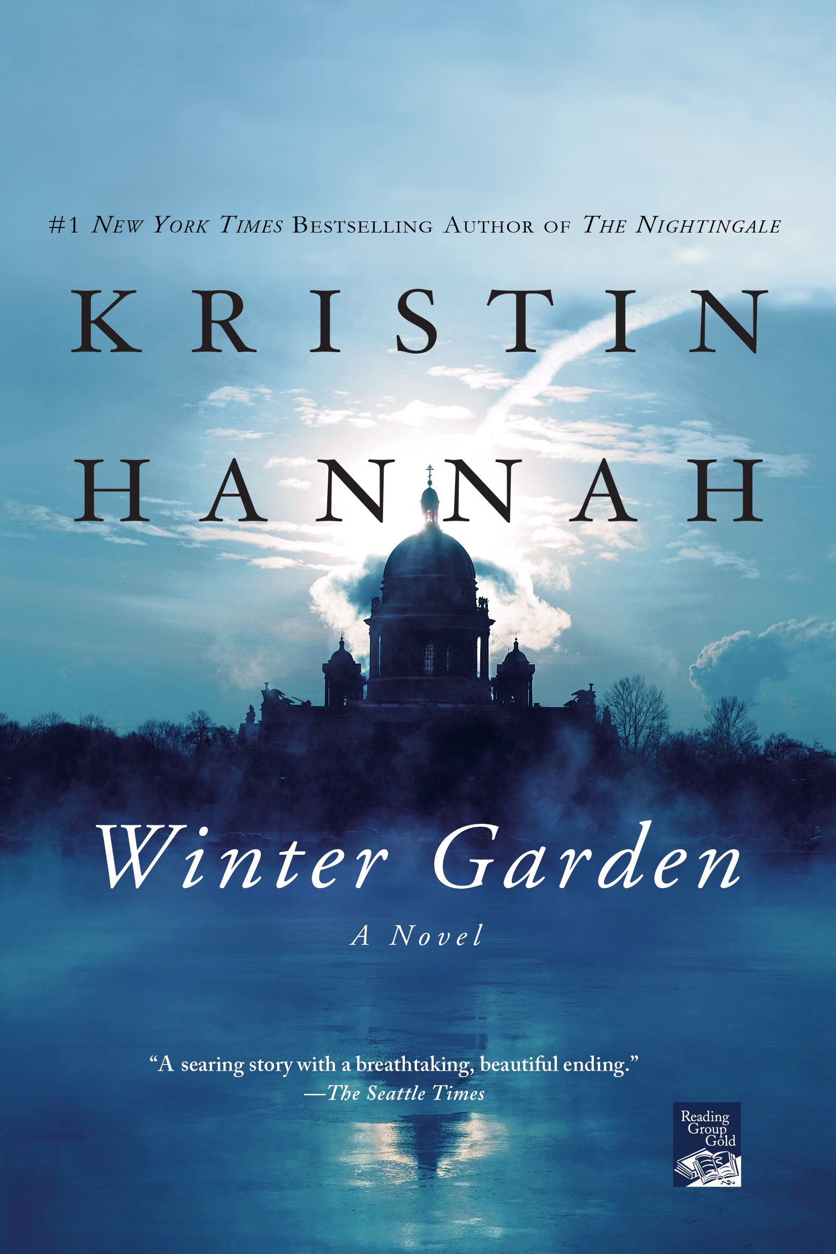 Winter Garden Novel Kristin Hannah product image