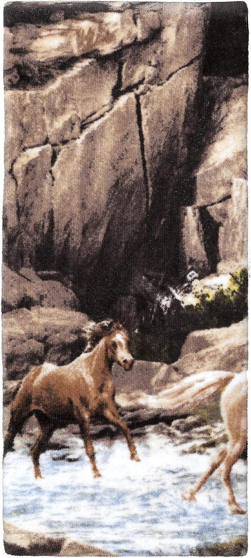 Creative Bath Products Horse Canyon Hand Towel