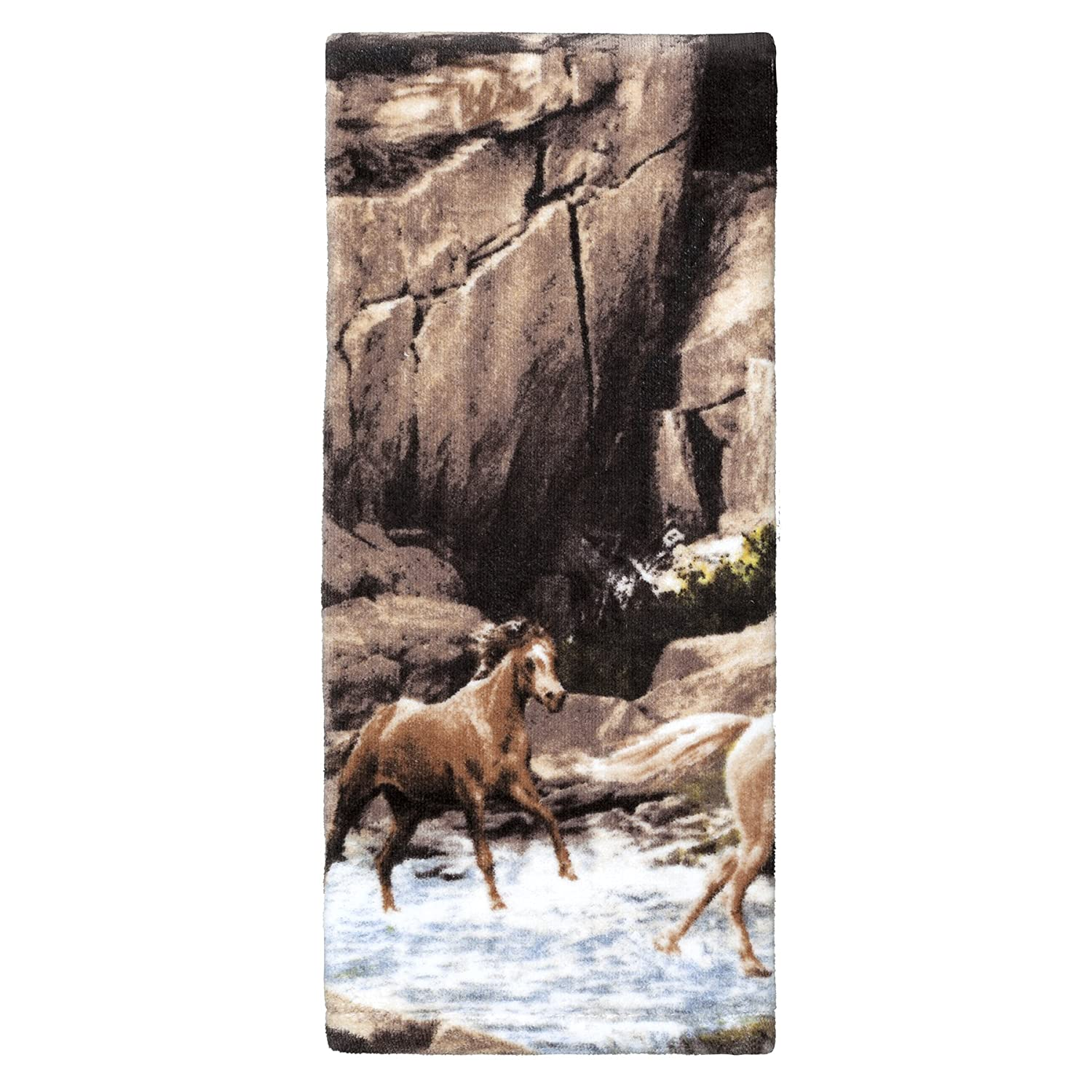 Creative Bath Products Horse Canyon Hand Towel TP1093HMULT