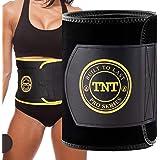 Waist Trainer for Women & Men for Weight Loss - Waist Trimmer for Women & Men - Sweat Band Waist Trainer - Body…