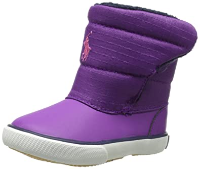 cb7b695ae8a Polo Ralph Lauren Kids Damien Winter Boot (Toddler)