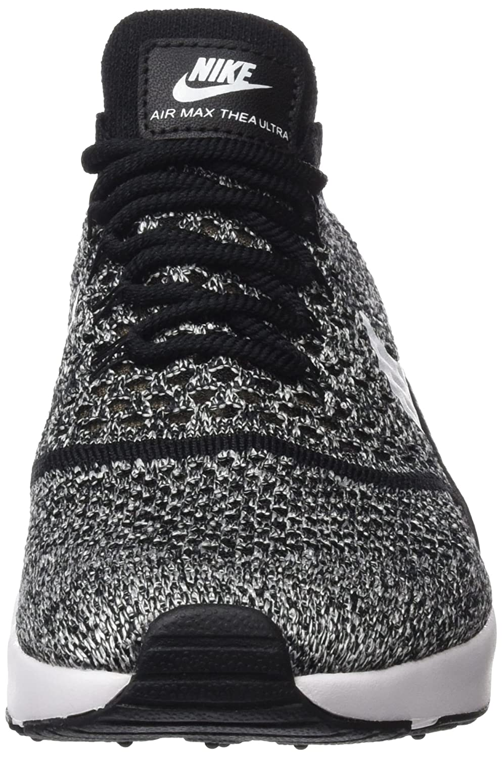 Amazon.com: Nike Air Max Thea Ultra Flyknit Womens Shoe (12, Black/White): Sports & Outdoors