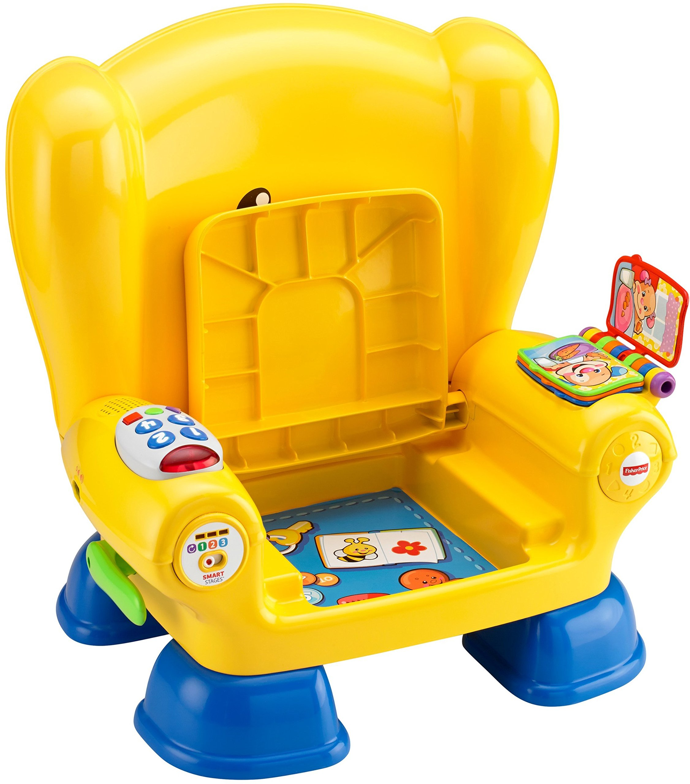 Fisher-Price Laugh & Learn Smart Stages Chair by Fisher-Price (Image #3)