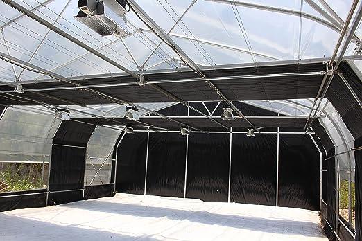 Canopy Greenhouse Co. Invernadero Comercial con Sistema de ...