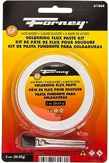 Forney 61464 Acid Petro-Based Flux Paste Kit, 2 oz