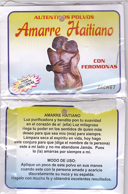 Polvos De Amarre Haitiano Sachet Powder 1 2 Oz Pkt From Hibiscusexpress Everything Else