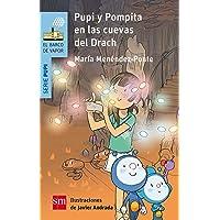 Pupi y Pompita en las cuevas del Drach (El Barco de Vapor Azul)