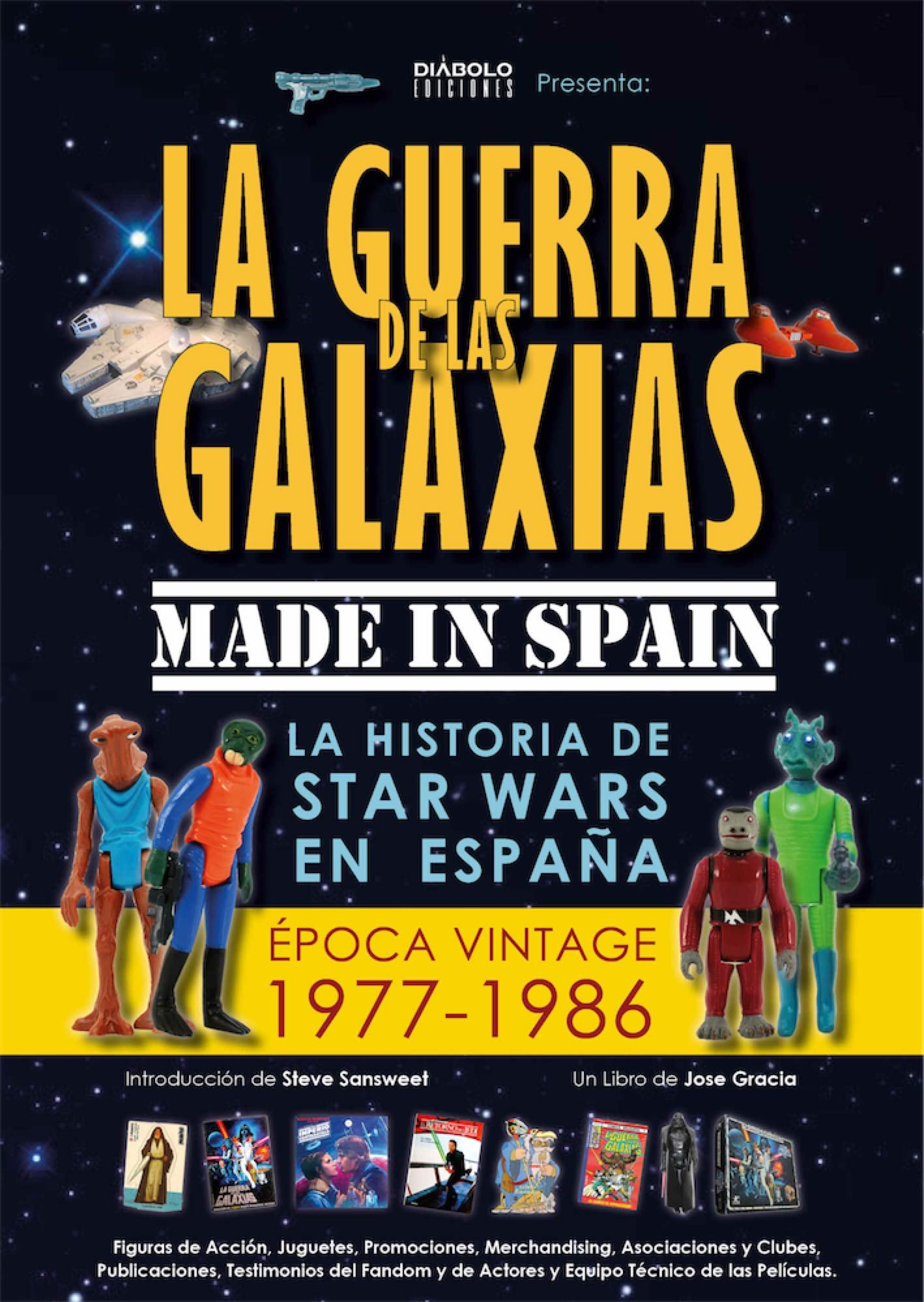 Guerra de las galaxias Made in Spain, La (Spanish) Paperback – 2018